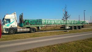 lengte transport